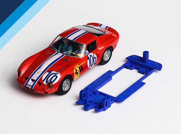 Chasis Olifer para Ferrari 250 GTO de Fly