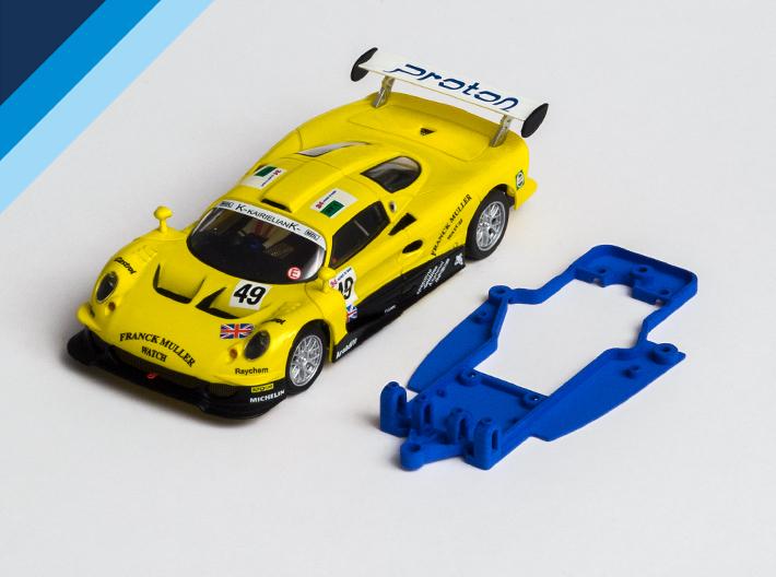 Chasis Olifer para Lotus Elise GT1 de Avant Slot para bancada Slot.it EVO6