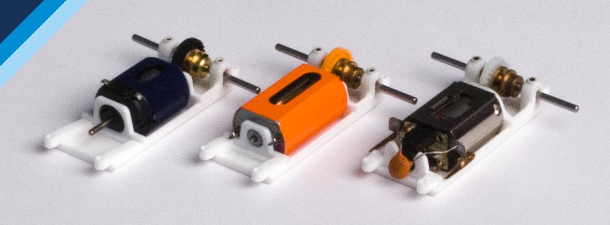 Soportes motor Olifer
