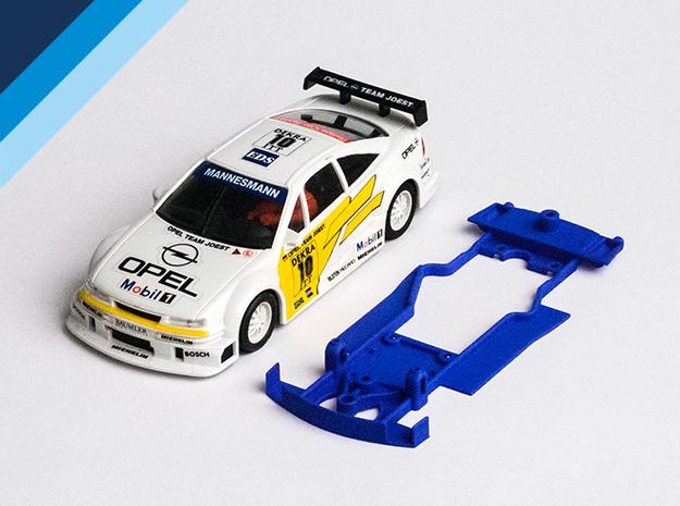 Chasis Olifer para Opel Calibra V6 DTM de Ninco