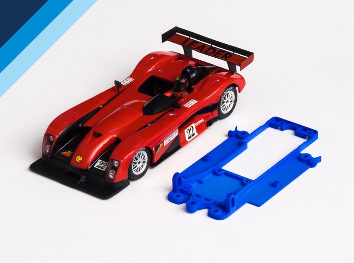 Chasis Olifer para Panoz LMP-1 Roadster S de Fly para bancada Slot.it sidewinder