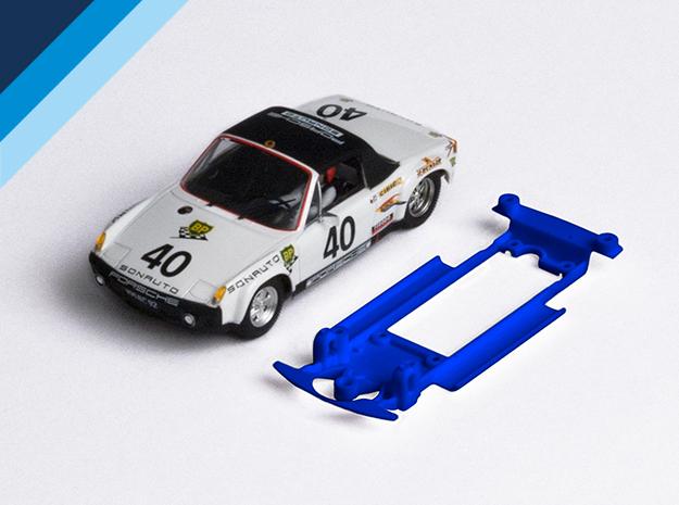 Chasis Olifer para Porsche 914 de SRC