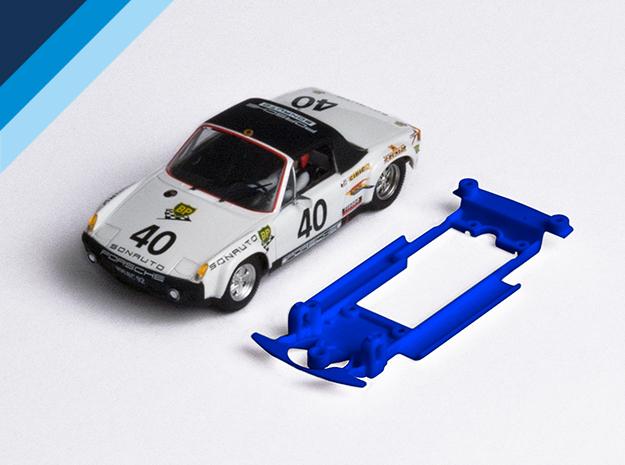 Chasis Olifer para Porsche 914/6 de SRC