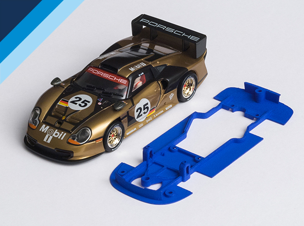 Chasis Olifer para Porsche 911 GT1 EVO (97) de Fly